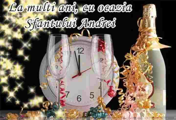MESAJE de SFÂNTUL Andrei: Felicitări, urări, SMS-uri pe care le poți trimite celor care își sărbătoresc onomastica