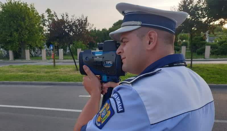 RADARE de WEEKEND în Alba: Drumurile monitorizate de Poliţia Rutieră, în perioada 08 – 10 august 2020