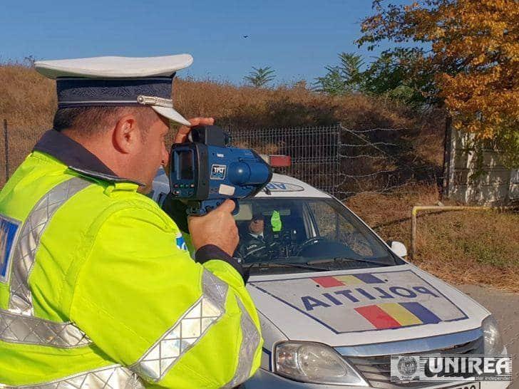 RADARE de WEEKEND în Alba: Drumurile monitorizate de Poliţia Rutieră, în perioada 16-18 octombrie 2021