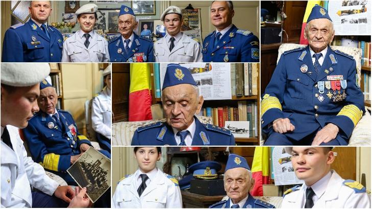 viața militară și întâlniri