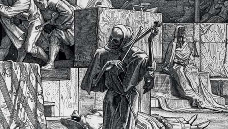 De la Ciuma lui Caragea la epidemia de Tifos exantematic: O scurtă ...