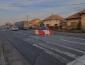 VIDEO| Gabriel Pleșa s-a ținut de cuvânt: Sensul giratoriu provizoriu din Partoș a fost deja montat pentru fluidizarea traficului rutier