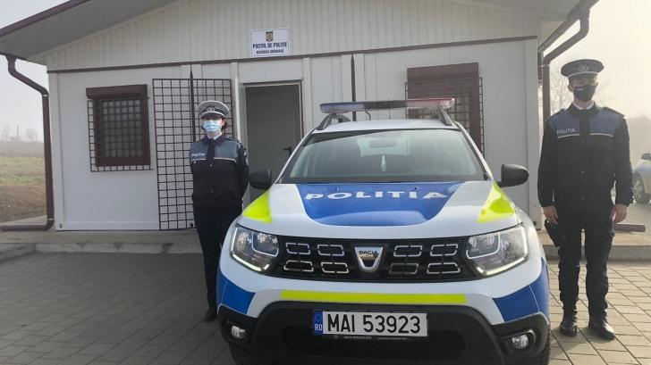 Ansamble modulare din structură metalică pentru Posturi de Poliție: Licitația de peste 550.000 de lei, lansată în SEAP de IPJ Alba