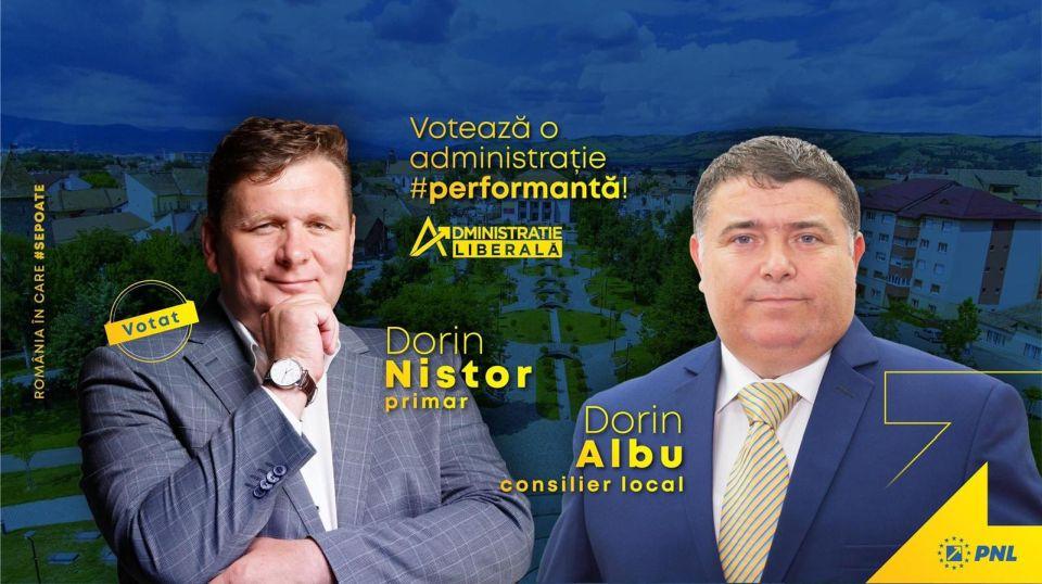 Dorin Albu, noul VICEPRIMAR al Municipiului Sebeș. A fost ales de consilierii locali, în urma ședinței ordinare