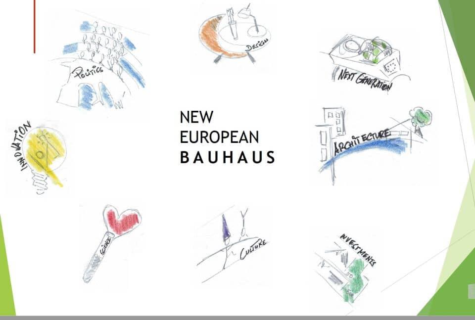 Comunicat de presă  Europarlamentarul PNL Mircea Hava: Comisia Europeană a lansat Noul Bauhaus European