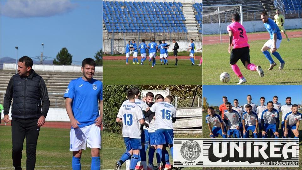"""FOTO: CSU Alba Iulia a câștigat derby-ul de pe """"Cetate""""   Industria Galda, 11-0 cu GT Sport, Kinder, succes la Teiuș!"""